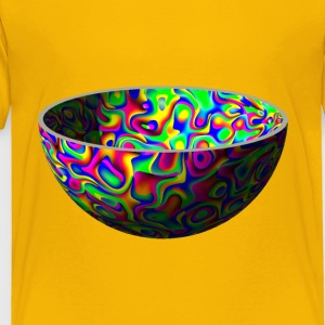 Colourful bowl - Toddler Premium T-Shirt