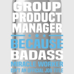 Group Product Manager Tshirt - Water Bottle