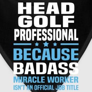 Head Golf Professional Tshirt - Bandana