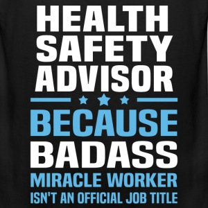 Health Safety Advisor Tshirt - Men's Premium Tank