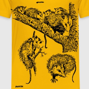 Oppossum - Toddler Premium T-Shirt