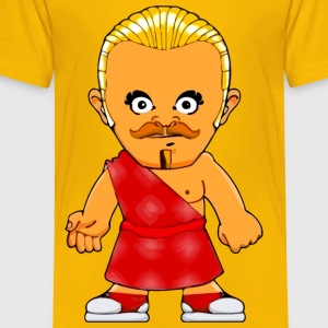 Cartoon man 19 - Toddler Premium T-Shirt