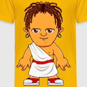 Cartoon man 14 - Toddler Premium T-Shirt