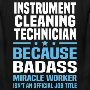 Instrument Cleaning Technician Tshirt - Men's Premium Tank