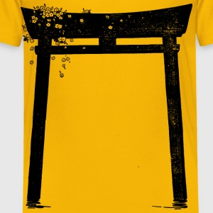 Torii Blossoms - Toddler Premium T-Shirt