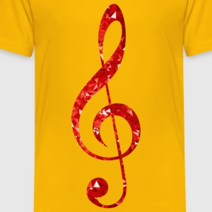 Ruby Clef - Toddler Premium T-Shirt