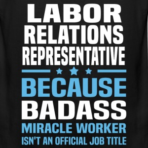 Labor Relations Representative Tshirt - Men's Premium Tank