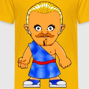 Cartoon man 15 - Toddler Premium T-Shirt
