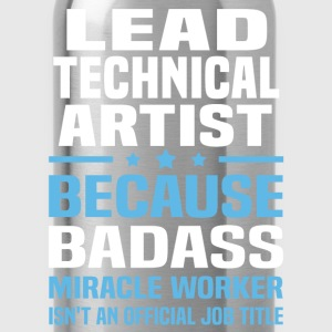 Lead Technical Artist Tshirt - Water Bottle