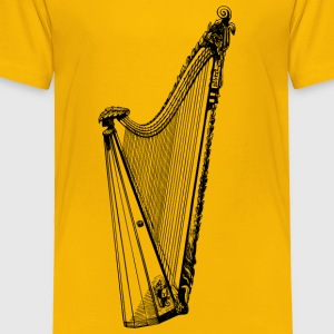 Harp 3 - Toddler Premium T-Shirt