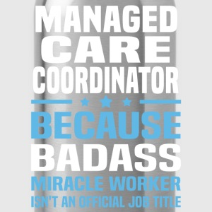 Managed Care Coordinator Tshirt - Water Bottle