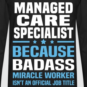 Managed Care Specialist Tshirt - Men's Premium Long Sleeve T-Shirt