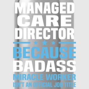 Managed Care Director Tshirt - Water Bottle
