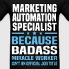 Marketing Automation Specialist Tshirt - Men's T-Shirt