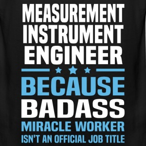 Measurement Instrument Engineer Tshirt - Men's Premium Tank