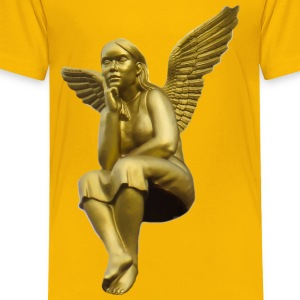 Golden Angel - Toddler Premium T-Shirt