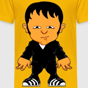 Cartoon man 5 - Toddler Premium T-Shirt