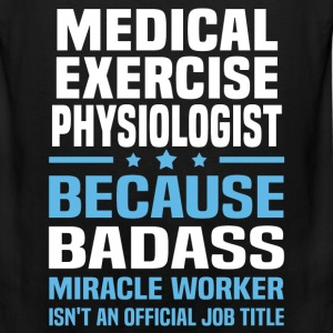 Medical Exercise Physiologist Tshirt - Men's Premium Tank