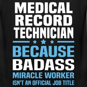 Medical Record Technician Tshirt - Men's Premium Tank