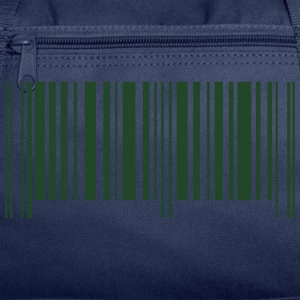 Bar Code T-Shirts - Duffel Bag