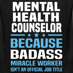 Mental Health Counselor Tshirt - Men's Premium Tank