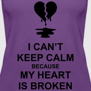Broken Heart Hoodies - Women's Premium Tank Top