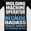 Molding Machine Operator Tshirt - Men's T-Shirt