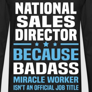 National Sales Director Tshirt - Men's Premium Long Sleeve T-Shirt
