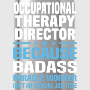 Occupational Therapy Director Tshirt - Water Bottle