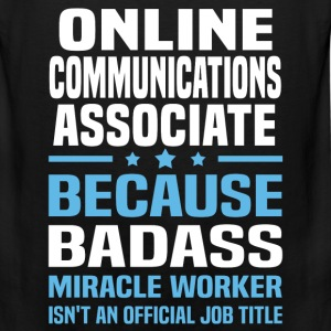 Online Communications Associate Tshirt - Men's Premium Tank