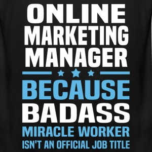 Online Marketing Manager Tshirt - Men's Premium Tank