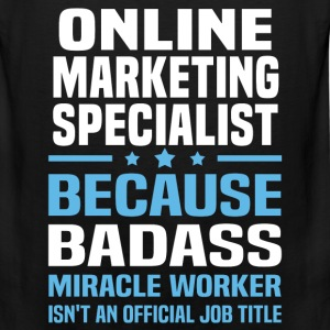 Online Marketing Specialist Tshirt - Men's Premium Tank