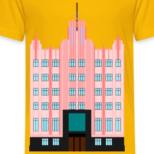 Art Deco Building - Toddler Premium T-Shirt
