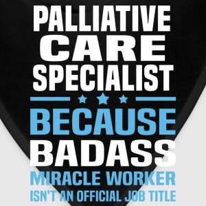 Palliative Care Specialist Tshirt - Bandana