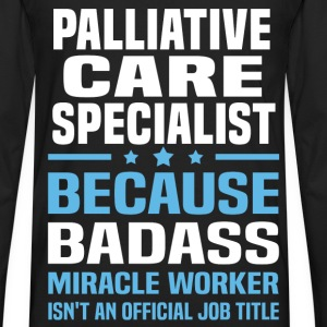 Palliative Care Specialist Tshirt - Men's Premium Long Sleeve T-Shirt