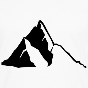 Mountains T-Shirts - Men's Premium Long Sleeve T-Shirt