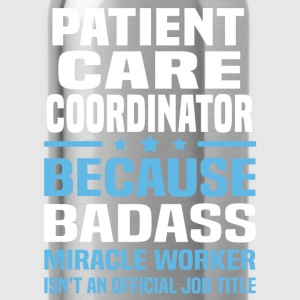 Patient Care Coordinator Tshirt - Water Bottle