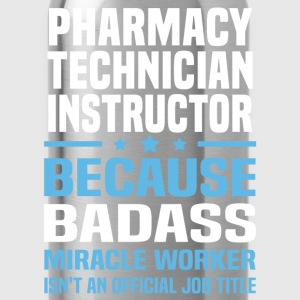 Pharmacy Technician Instructor Tshirt - Water Bottle