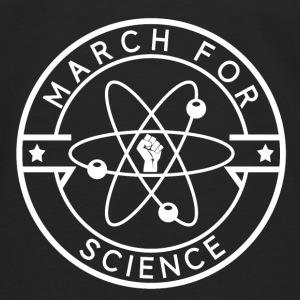March for Science - Men's Premium Long Sleeve T-Shirt