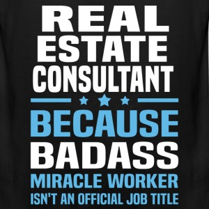 Real Estate Consultant Tshirt - Men's Premium Tank