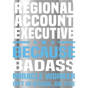 Regional Account Executive Tshirt - Water Bottle