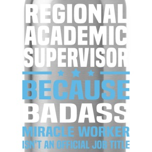 Regional Academic Supervisor Tshirt - Water Bottle