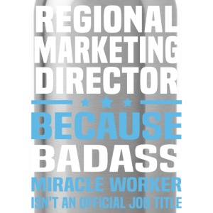 Regional Marketing Director Tshirt - Water Bottle