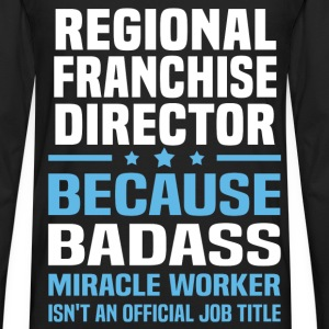Regional Franchise Director Tshirt - Men's Premium Long Sleeve T-Shirt