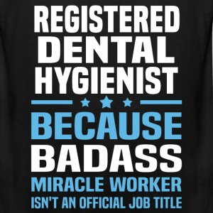 Registered Dental Hygienist Tshirt - Men's Premium Tank