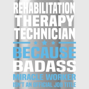 Rehabilitation Therapy Technician Tshirt - Water Bottle