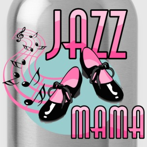 Jazz Mama Tap Dancing T-Shirts - Water Bottle
