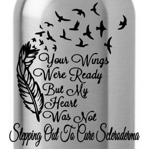 Stepping Out to Cure Scleroderma - Water Bottle