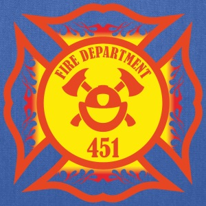 Fire Department 451 - Tote Bag