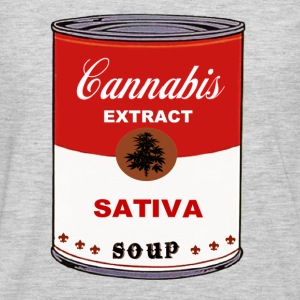 CANNABIS SOUP - Men's Premium Long Sleeve T-Shirt